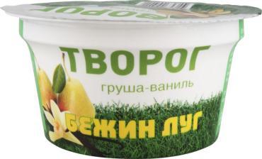 Творог Бежин луг Груша-ваниль Мягкий 4,2%