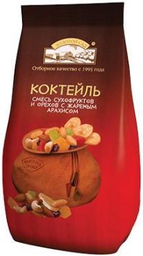 Смесь орехов и сухофруктов Золотой Сад