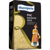 Крупа рисовая Мистраль Басмати Gold