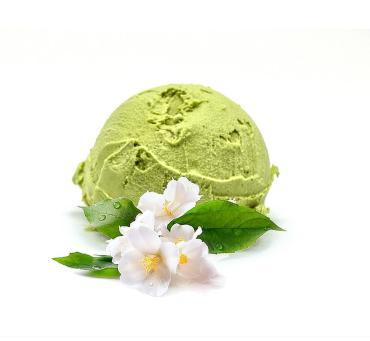Мороженое Сливочное Зеленый чай с жасмином