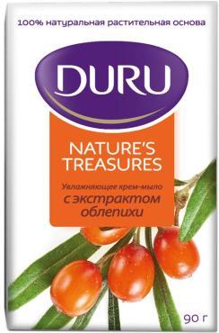 Крем-мыло Duru Nature's Treasures Облепиха