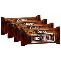 Сырок творожный глазированный с какао 23%, Ностальгия, 40 гр., пластиковая упаковка