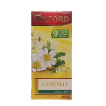 Чай Milford Ромашка травяной в пакетиках