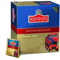 Чай Riston Английский Завтрак черный в пакетиках