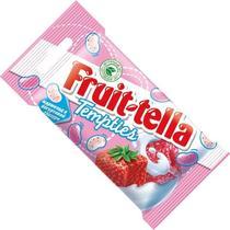 Конфеты Fruit-tella Tempties мармелад в йогуртовой глазури, 35 гр., флоу-пак