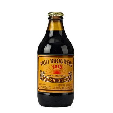 Пиво Trio Brouwerij Trio Extra Stout темное 7,2%