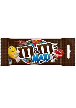 Драже M M apos;s Maxi с молочным шоколадом 70г