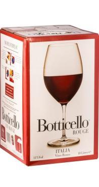 Вино Ботичелло Россо / Botticello Rosso,  Санджовезе,  Красное Сухое, Италия