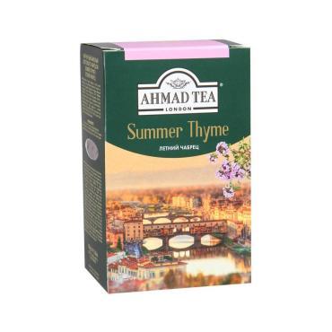 Чай Ahmad Tea летний чабрец