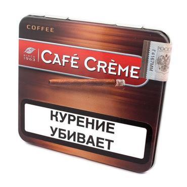 Сигариллы Cafe Creme Coffee