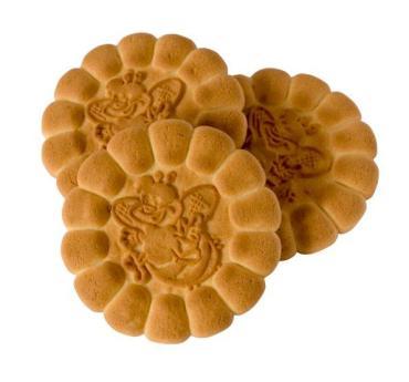 Печенье Сахарное Нектар, Динсладия, 3 кг., картон