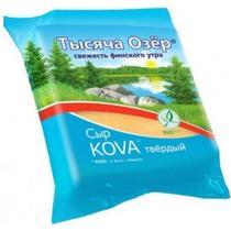 Сыр Тысяча озер Kova 45%
