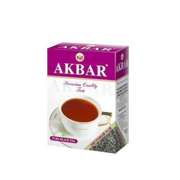 Чай Akbar Гранатовая серия черный