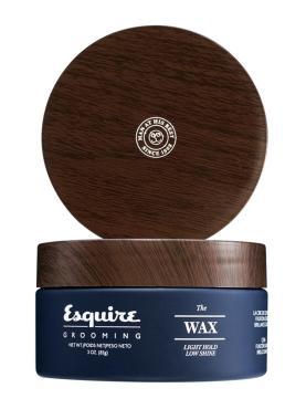 Воск для волос Esquire слабой степени фиксации легкий блеск