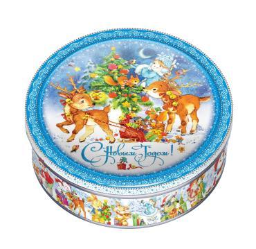 Печенье Сладкая сказка С новым годом
