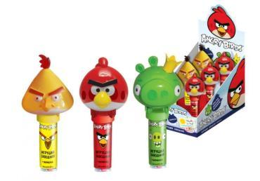 Карамель-спрей Конфитрейд Angry Birds с игрушкой
