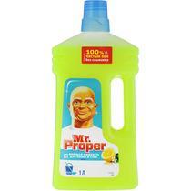 Жидкость Mr. Proper Лимон моющая для полов и стен