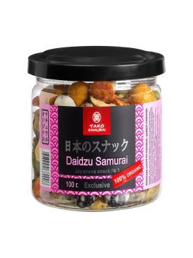 Снеки Дайдзу Самурай Японский из бобовых