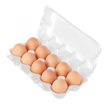 Яйцо СВ по 10 шт пластик