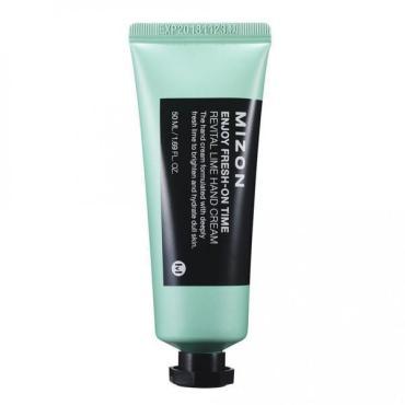 Крем Mizon Revital для рук с экстрактом лайма Lime Hand Cream