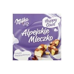 Конфеты Milka Happy Cows