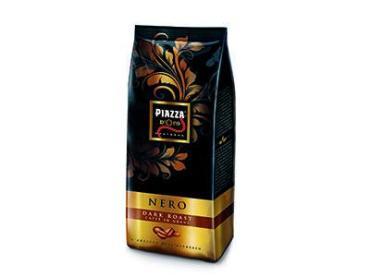 Кофе Piazza d'oro espresso nero жареный в зернах