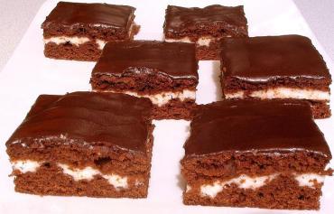Пирожные Erlenbacher шоколадно-сливочные без глютена без лактозы 12кус/уп, Германия