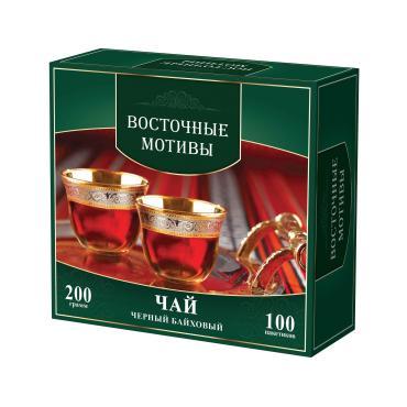 Чай Восточные Мотивы черный
