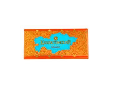 Шоколад Баян Сулу Казахстанский Premium Orange