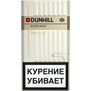 Сигареты с фильтром 20 шт., Dunhill, FC Swiss blend, картонная пачка