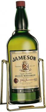 Виски Jameson with Pouring Stand ирландский купажированный 5 лет 40%