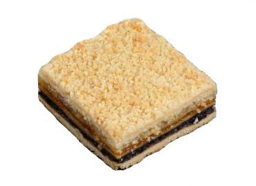 Печенье Балиш трехслойный, Vizavi, 2 кг., картонный короб с прозрачным экраном