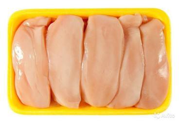 Куриное филе грудки охлажденное