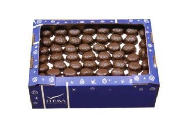 Мармелад Нева Конжеле в шоколадной глазури ассорти