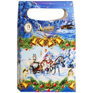 Чай Nadin Подарочный набор Новогодний подарок, 2 шт.