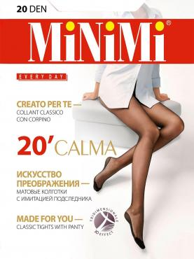 Колготки MiNiMi Calma 20 Den Caramello 3M