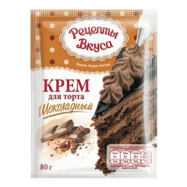 Крем Рецепты вкуса Для торта шоколадный