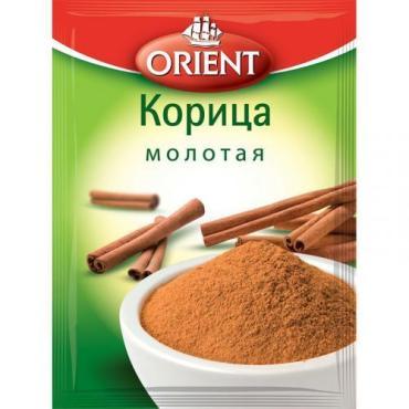 Приправа корица молотая, Orient, 12 гр., Сашет