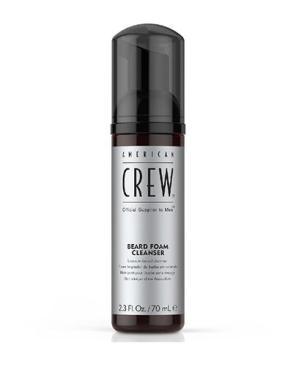 Пена для бороды American Crew Beard Foam Cleanser Очищающая
