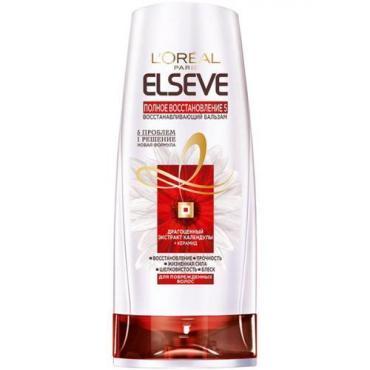 Бальзам-ополаскиватель для волос Elseve Полное Восстановление, 250 мл