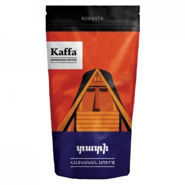 Кофе Kaffa Tati мол. 100гр*50шт (пал50) Квадра-Импекс