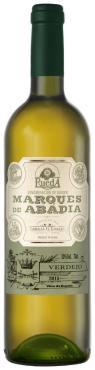 Вино Маркес де Абадиа Руэда Вердехо, Испания