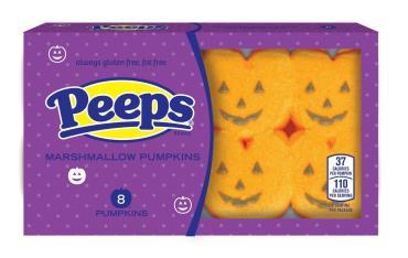 Зефир Peeps Marshmallow Pumpkins тыква