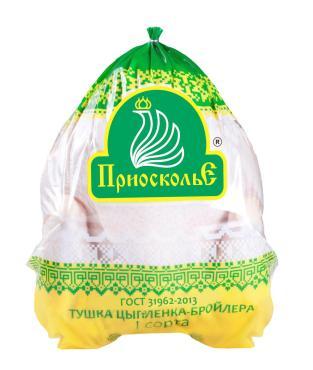 Тушка цыпленка-бройлера Приосколье