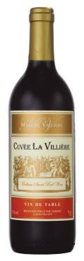 Вино Кюве ля Вильер, Франция