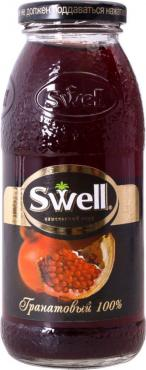 Сок Swell гранатовый, 250 мл., стекло