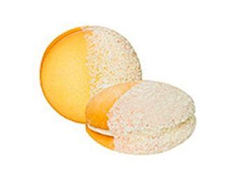 Печенье Моспекарь-Производство Луна в кокосовой стружке