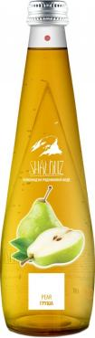 Лимонад груша, Шалбуз, 500 мл., стекло
