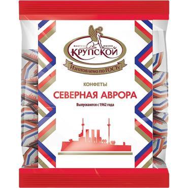 Конфеты Фабрика имени Крупской Северная Аврора
