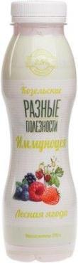 Иммуноцея Козельские разные полезности лесная ягода 2,5%, Козельский, 290 гр, ПЭТ